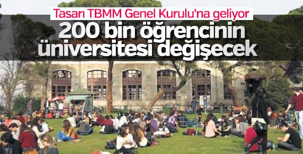 200 bin öğrencinin okulu değişiyor