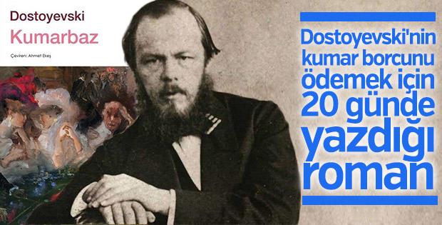 Bir Dostoyevski klasiği: Kumarbaz