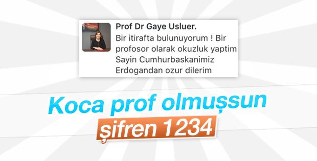 Erdoğan yaptı diyen CHP'li vekil özür diledi