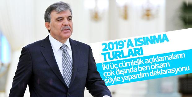 Abdullah Gül AKPM'nin kararını değerlendirdi
