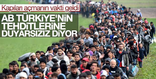 Türkiye'nin vize restine AB'den yanıt