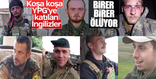 YPG safında ölen İngilizlerin sayısı 7'e çıktı