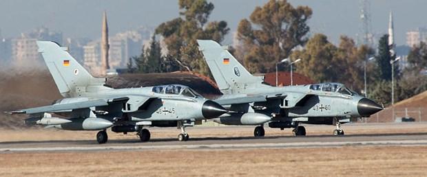 Alman Tornado uçaklarının İncirlikten çekilmesi tamamlandı