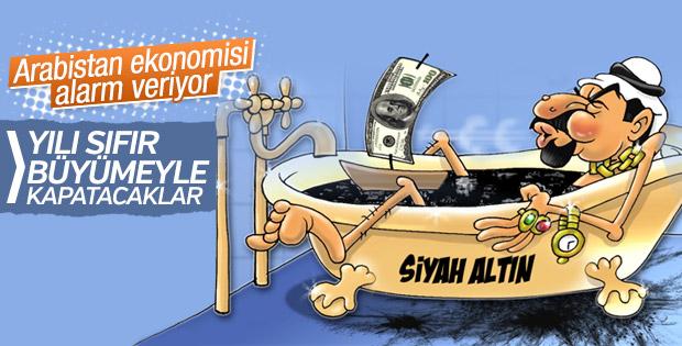 Arabistan yılı sıfıra yakın büyümeyle kapatacak