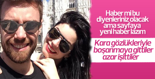 Hakimden Murat Dalkılıç ve Merve Boluğur'a gözlük uyarısı