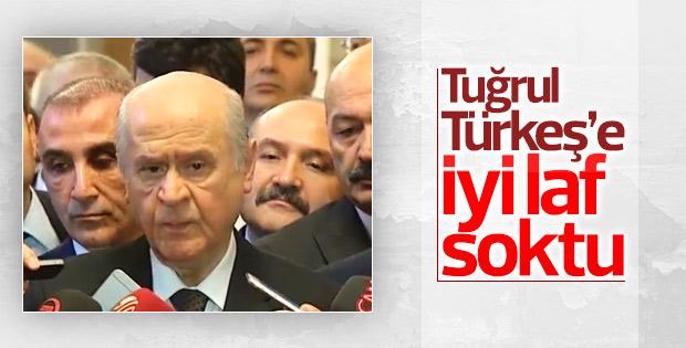 Bahçeli'ye Tuğrul Türkeş soruldu
