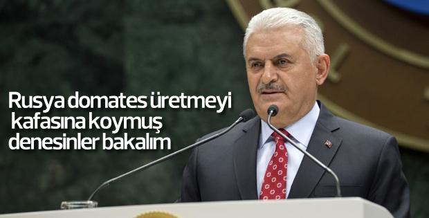 Başbakan TOBB Genel Kurulu'nda konuştu