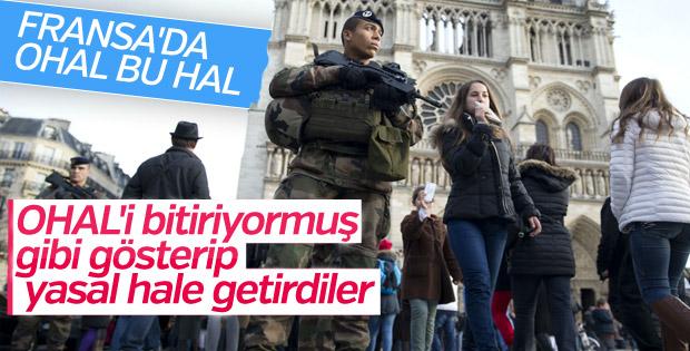 Fransa'da yeni terörle mücadele kanun tasarısı onaylandı