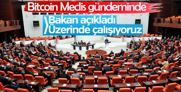 Maliye Bakanı Ağbal'dan Bitcoin açıklaması