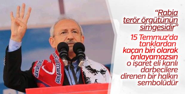 Kılıçdaroğlu'nun grup konuşması