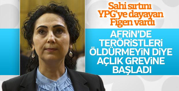Tutuklu HDP'lilerden Afrin operasyonuna karşı açlık grevi