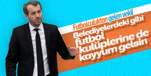 Saffet Sancaklı'dan Futbol Federasyonu'na kayyum önerisi
