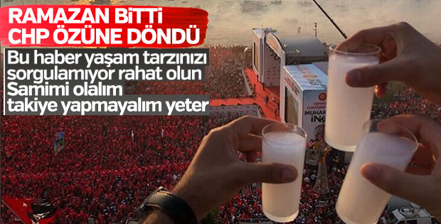 CHP İzmir mitingiyle moral buldu