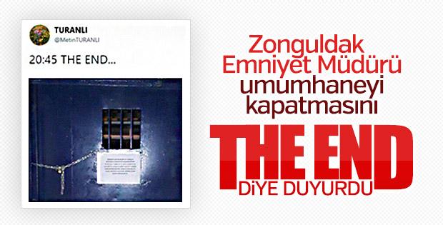 Zonguldak'ta genelev kapatıldı