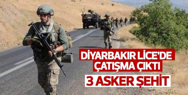 Diyarbakır'daki operasyonlarda 3 şehit
