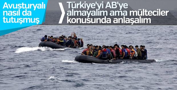 Avusturya Başbakanı'ndan küstah Türkiye açıklaması