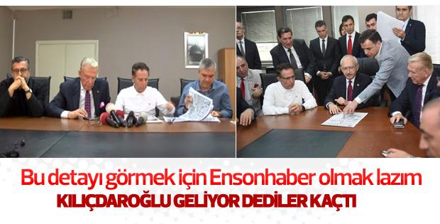 Yılmaz Özdil, Kılıçdaroğlu'na gözükmedi