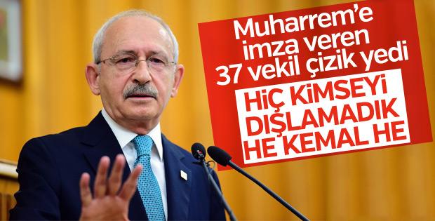 Kılıçdaroğlu: Listeyi hazırlarken kimseyi ötekileştirmedik
