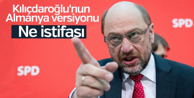 Almanya'da Sosyal Demokratlar muhalefette kalacak