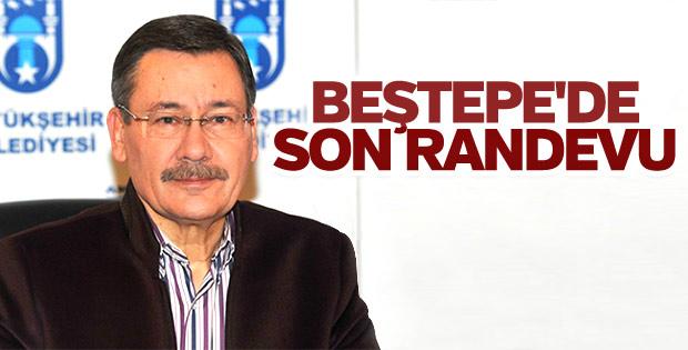 Beştepe'de Erdoğan-Gökçek görüşmesi