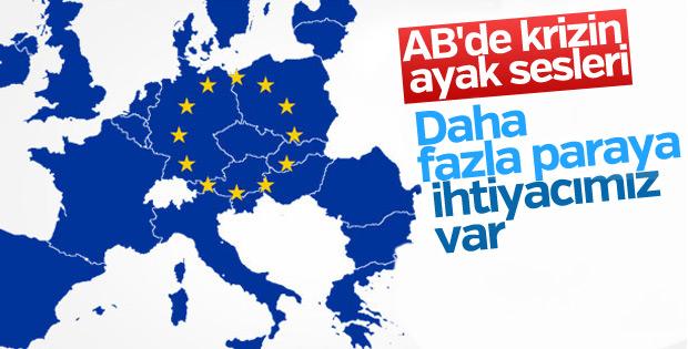 Avrupa Parlamentosu Başkanı: AB'nin bütçesi çok az