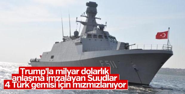 İsmail Demir'den Suudi Arabistan'a gemi satışı açıklaması