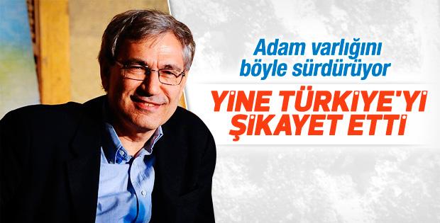 Orhan Pamuk'tan Avrupa'ya 'Yalnız bırakmayın' çağrısı