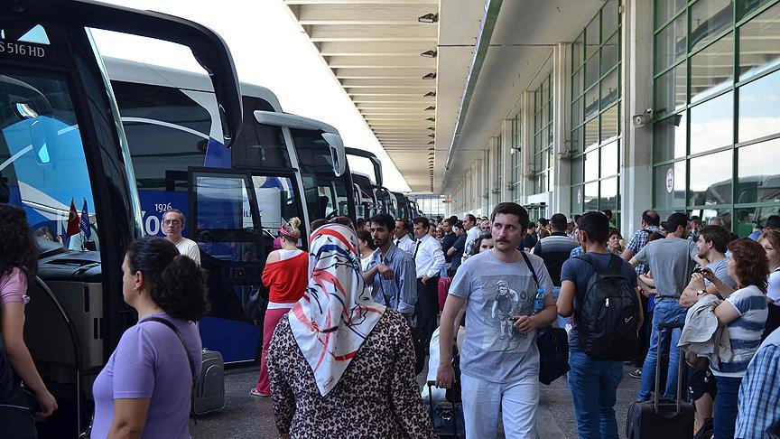 Bayram tatili için otobüs biletleri tükendi ile ilgili görsel sonucu