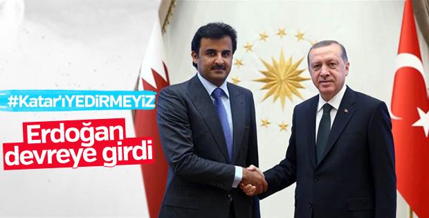 Numan Kurtulmuş: Türkiye Katar krizinde devreye girdi