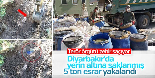 PKK'nın para kaynağına büyük darbe