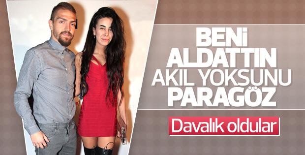 Asena Atalay ile Caner Erkin davalık oluyor