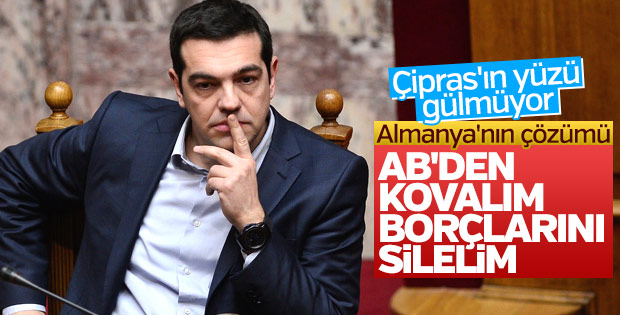 Yunanistan için AB'den çıksın teklifi
