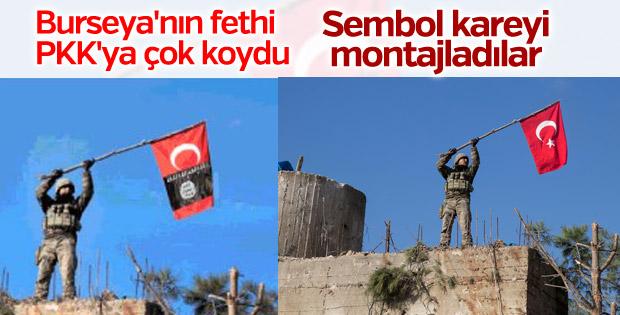 Sosyal medyada PKK yalanları