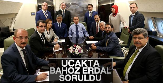 Cumhurbaşkanı Erdoğan'dan Bahoz Erdal açıklaması
