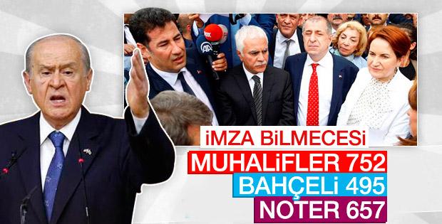 MHP kongresinde delege bilmecesi
