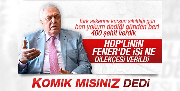 Celal Doğan Fenerbahçe'den ihraç taleplerini yorumladı
