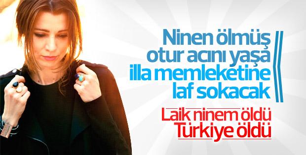Elif Şafak: Benim Türkiye'm de anneannem gibi öldü