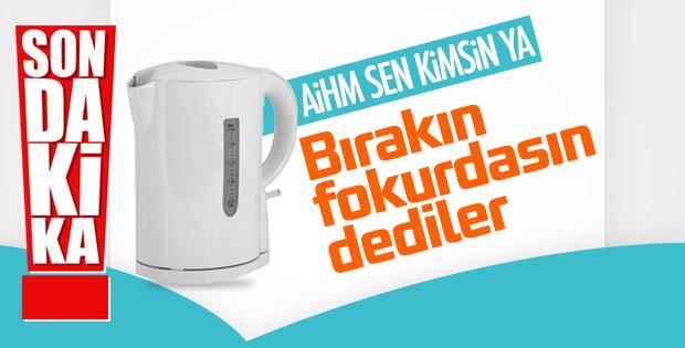 AİHM: Ketıl'ı serbest bırakın