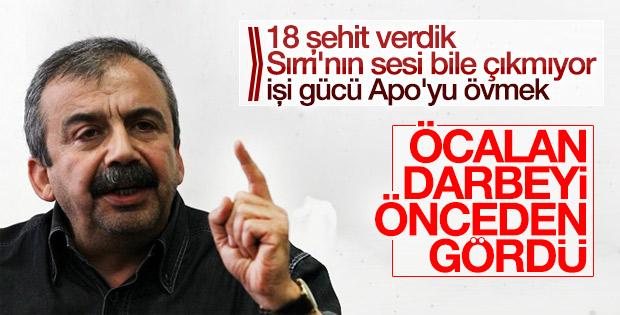 Sırrı Süreyya Önder: Öcalan darbeyi gördü