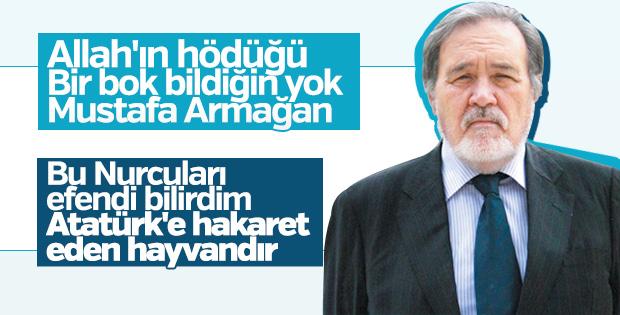 İlber Ortaylı'dan Mustafa Armağan'a: Bir bok bilmiyor