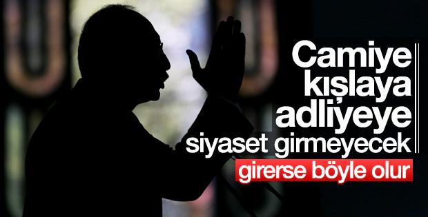 Kemal Kılıçdaroğlu'nun CHP grubundaki konuşması
