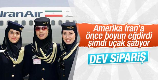 İran Boeing'den uçak alacak