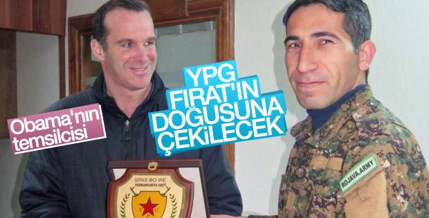 YPG'li teröristler Fırat'ın doğusuna dönecek