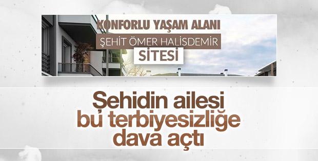 Ömer Halisdemir'in ailesi isim hakkına dava açacak
