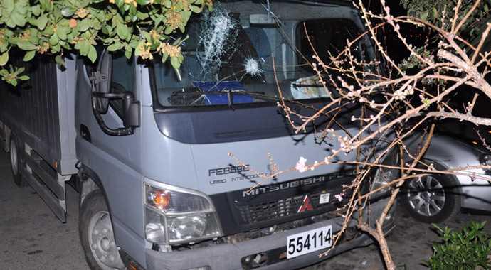 HDP'liler askeri araca saldırdı