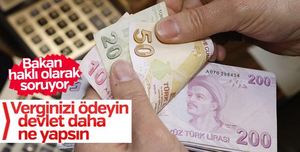 Bakan açıkladı: 1 günde 1 milyar lira yatırıldı