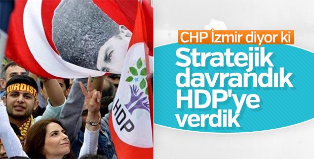 İzmir'de CHP'den HDP'ye büyük kayma