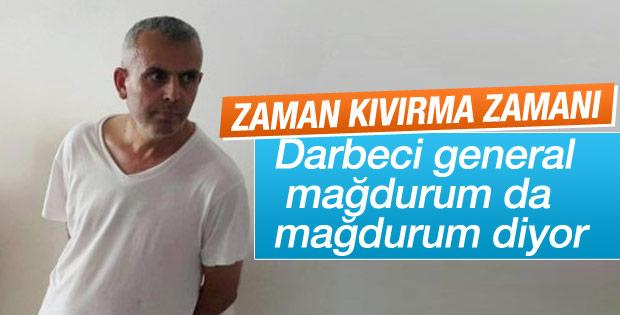 Darbeci general Mehmet Dişli'nin ilk ifadesi