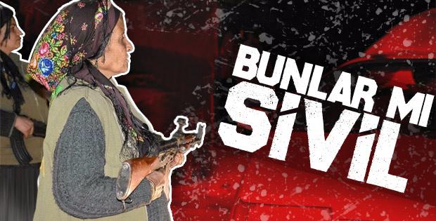 PKK'nın sivil yalanı
