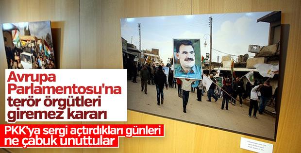 Avrupa Parlamentosu, PKK'ya yalandan yasak getirdi